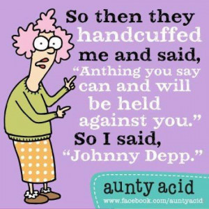 funny quotes # funny # quotes # cartoon quotes # handcuffs # johnny ...