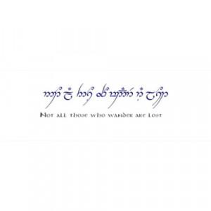 elvish quote