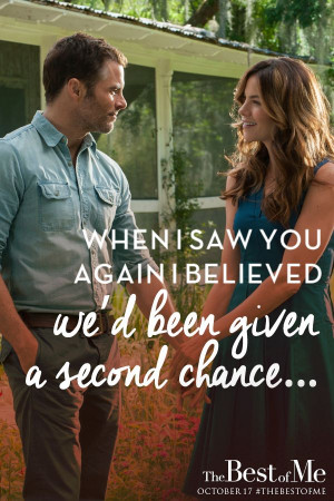 ... Best of Me - in theaters October 17, 2014! Click through to watch the