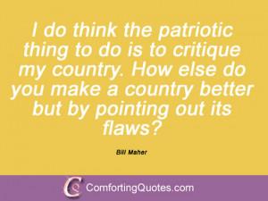 Bill Maher Quotes On Politics