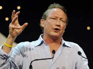 Andrew Forrest will resign from his position as FMG chief executive ...