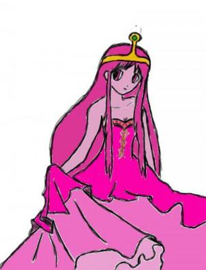 Princess Bubblegum Xxbloody