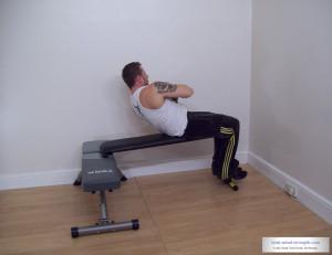 External Obliques Stretch