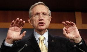 Harry Reid Majority Leader Senate