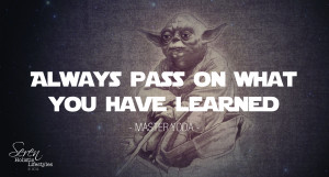 Star Wars Yoda Quotes Funny Seren quote august yoda