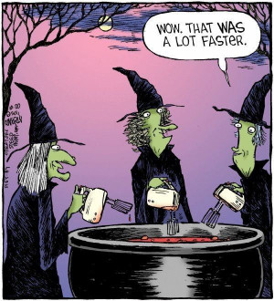 Funny Witches