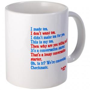 ... Bang Theory Gifts > Big Bang Theory Mugs > Big Bang Theory quotes Mug