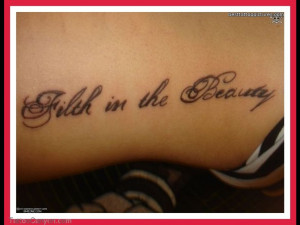 Tattoo Phrases For Men Tattoo Words And Phrases Ideas Picture Image