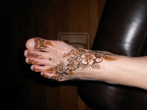 Tattoos, Henna Flower Tattoos, Henna Foot Tattoos, Henna Girl Tattoos ...