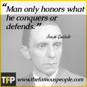 Joseph Goebbels Biography
