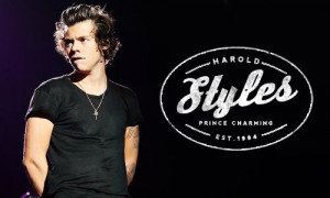 "Harold ""Prince Charming"" Styles x ♥"