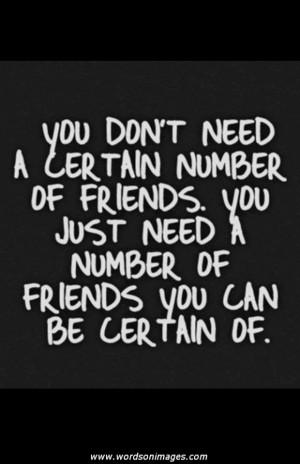 Group friendship quotes