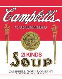 Campbell's 21 Kinds of Soup