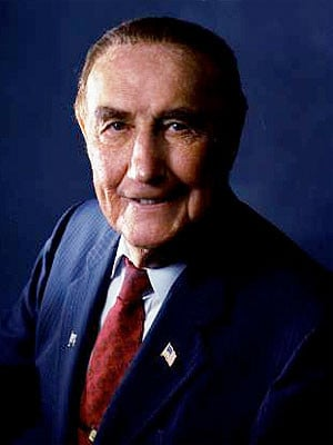 Never before seen Bob Dole and Strom Thurmond Interview