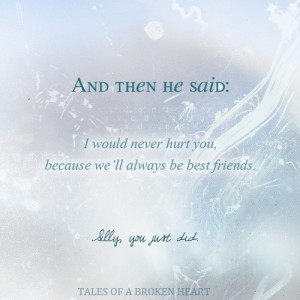 ... !Follow Tales of a Broken Heart for more relatable love quotes
