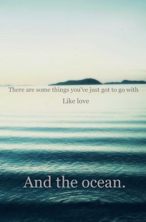 ocean tumblr quotes ocean tumblr quotes