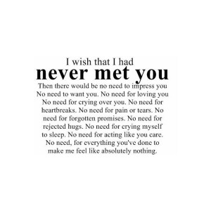 Heartbreaking Quotes, Heartbroken Quotes, Sad Love Quotes found on ...
