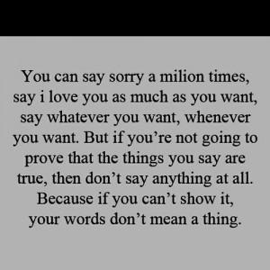 boy, breakup, broken heart, girl, love, quote, sorry, text