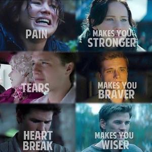 petta mellark #gale hawthorn #Katniss Everdeen