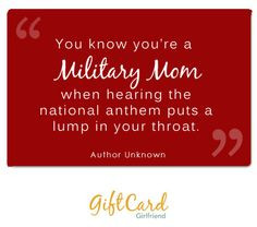 Military moms deserve an extra measure of appreciation on Mother's Day ...
