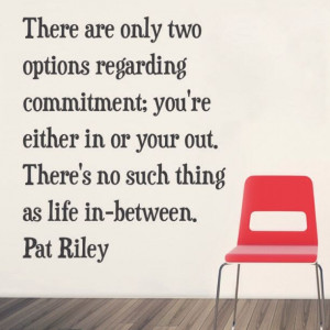 Pat Riley quote