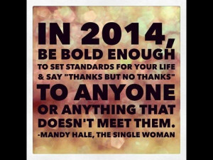 Be Bold.....