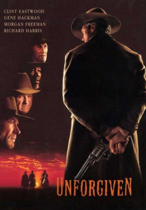 Unforgiven - Movie Poster