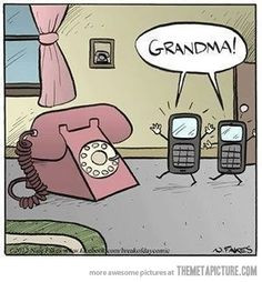 Cell Phone Humor