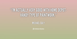 Home Depot Quote