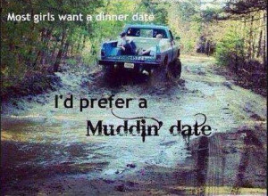Country girl date~