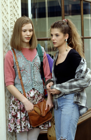 90s fashion My So Called Life