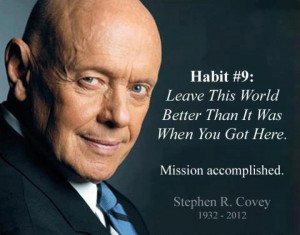 Quotes From Stephen Covey: