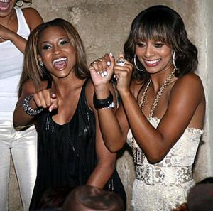 ... their feud, Keri Hilson co-wrote several of Ciara's popular songs