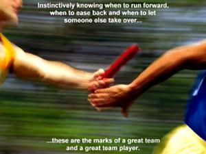 The Essence Of Teamwork