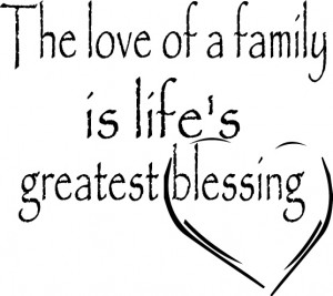 Cute Family Quotes Love (8)