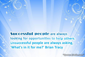 Habits Of Successful People: Successful people are always looking for ...