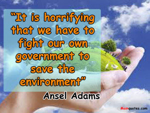 Environment Quotes HD Wallpaper 24