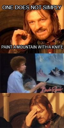 Bob Ross Fan Club