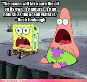 Spongebob and Patrick reaction to quote