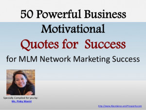 50 Powerful Business Motivational Quotes for Success with Pictures