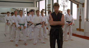 The Karate Kid Blog