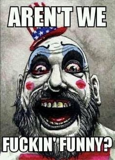 captain spaulding more quote s captain spaulding evil clowns creepy ...