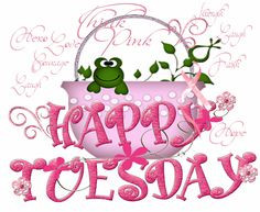 Happy Tuesday Funny Sayings | Glitter Graphics: the community for ...