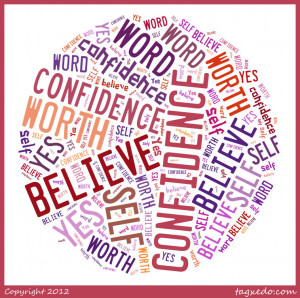 ... confident or if their confidence (or lack of) was a result of their