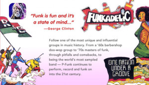 Be sure to catch the Parliament-Funkadelic documentary on PBS (part of ...