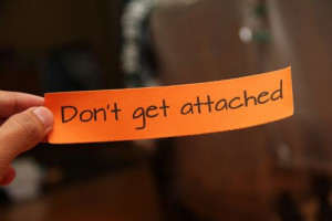 don't get attached, I'm going to start handing these out on every date ...