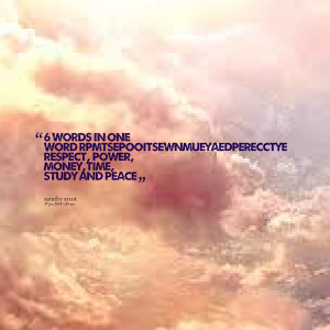 Quotes Picture: 6 words in one word rpmtsepooitsewnmueyaedperecctye ...