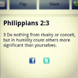 Bible Quotes About Humility