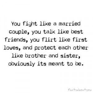brother sister fighting quotes