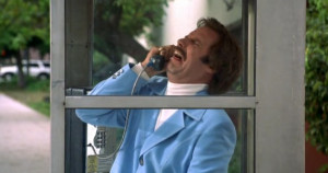 Anchorman 2 rejected by Paramount